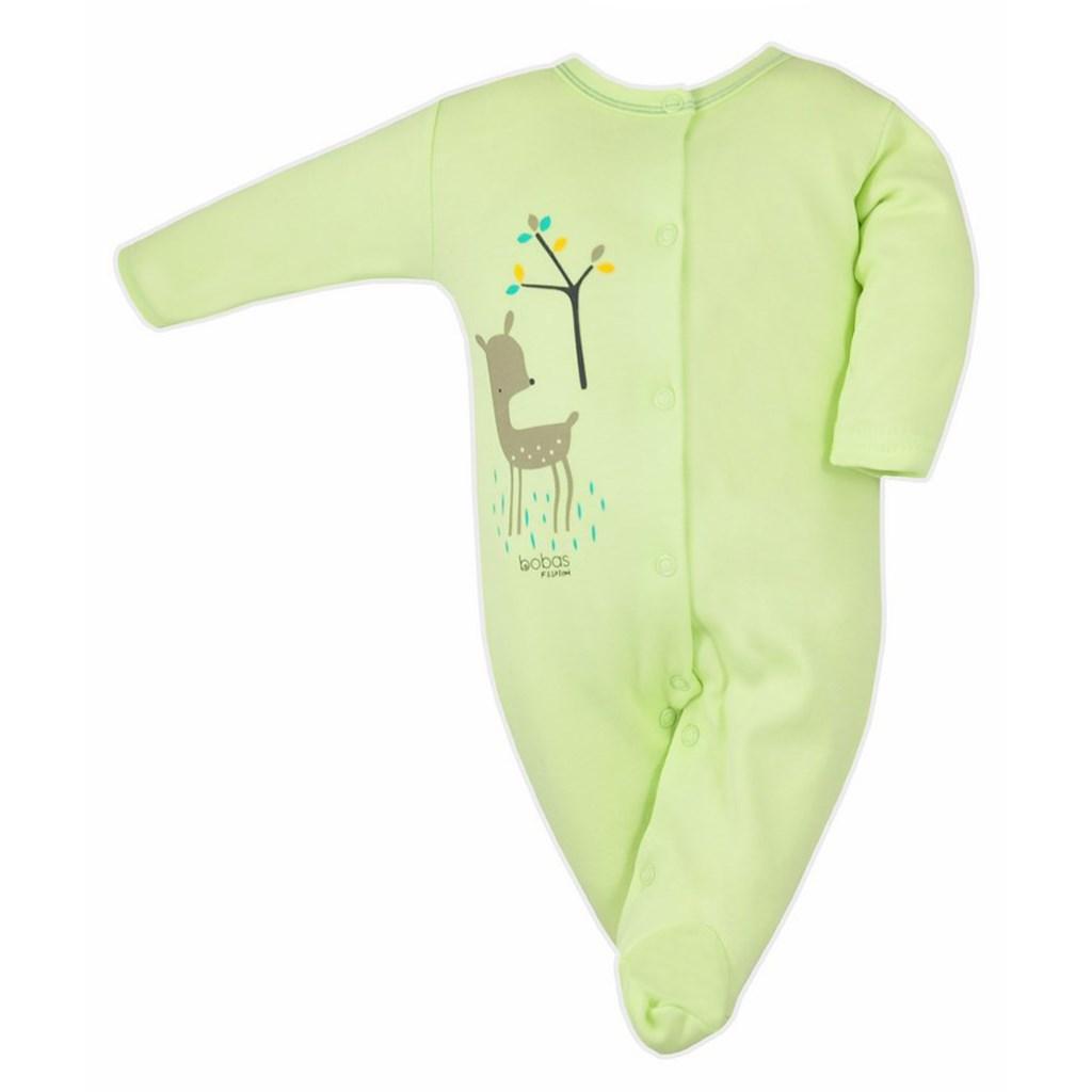 550cf2454 Dojčenský overal Bobas Fashion Mini Baby zelený 80 (9-12m). Domov ·  Dojčenské oblečenie · Overaly · Dojčenské bavlnené overaly ...