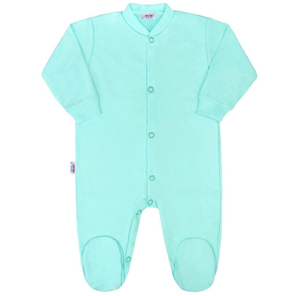 2da7af6ae Dojčenský overal New Baby Classic II mätový 68 (4-6m). Domov · Dojčenské  oblečenie · Overaly · Dojčenské bavlnené overaly ...