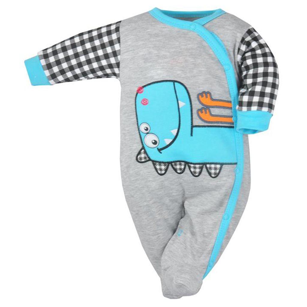 4fde8992d Dojčenský overal Koala Roar modrá 68 (4-6m). Domov · Dojčenské oblečenie ·  Overaly · Dojčenské bavlnené overaly ...