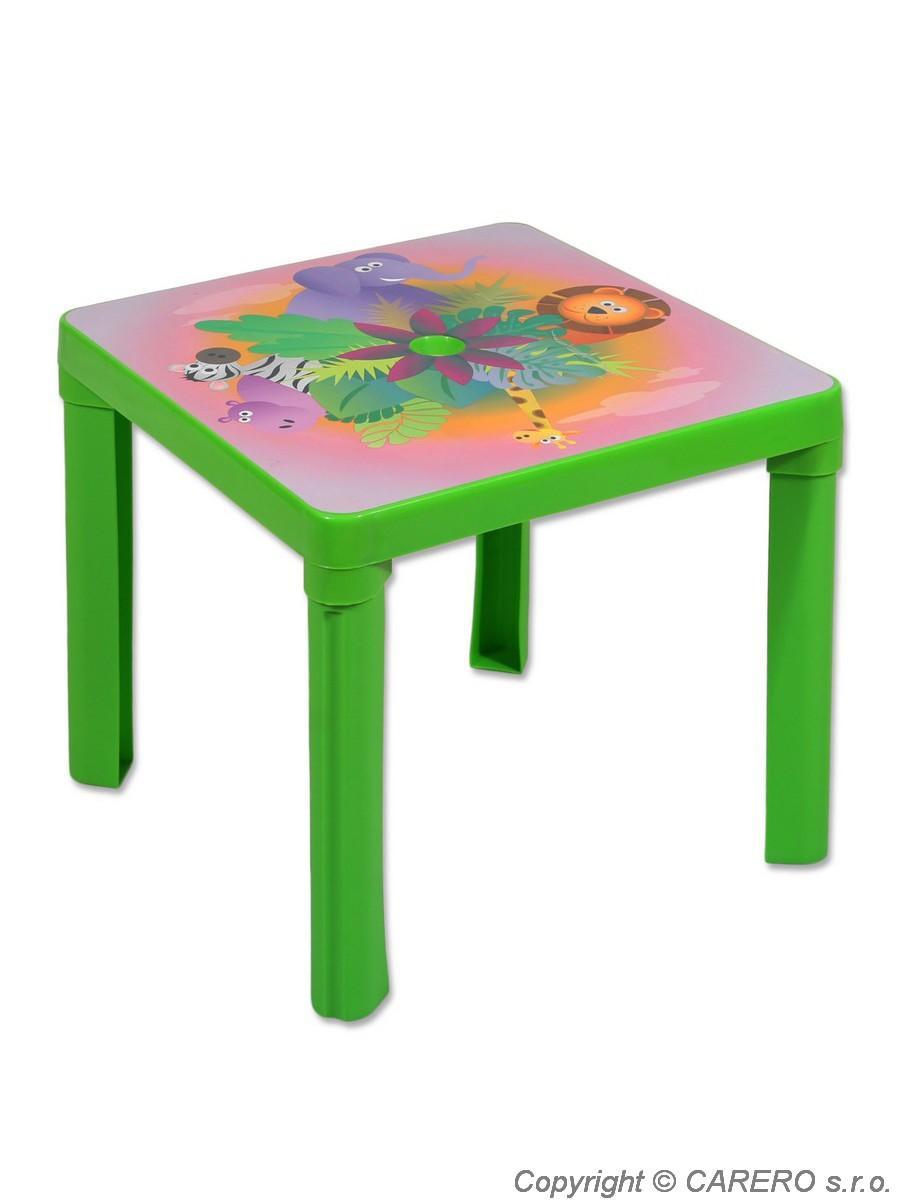 c1e925159926 Detský záhradný nábytok – Plastový stôl – Pidi Mini – potreby pre ...