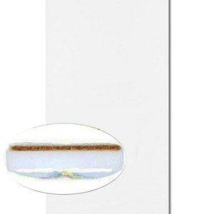 5ace487391f5 Matrac do kolísky molitan-kokos 90x40 cm - biela €16.73 s DPH (€13.94 bez  DPH)